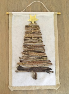 driftwood tree banner